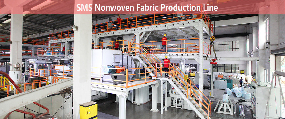 China best PP Non Woven Fabric Machine on sales