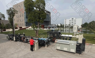 CA Material Plastic Sheet Extrusion Machine Pp Sheet Manufacturing Machine