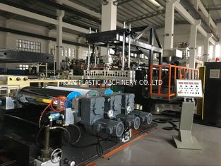 High Performance Plastic Sheet Extrusion Machine Not Foaming Material