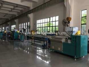 China Automatic Plastic Bag Sealing Machine / Wpc Profile Machine For Furniture factory