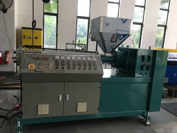 Pvc Edge Banding Extrusion Line , Pvc Edge Banding Machines For Small Shops