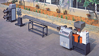 Flexible PVC EPDM Gasket Plastic Profile Extrusion Machine High Efficiency