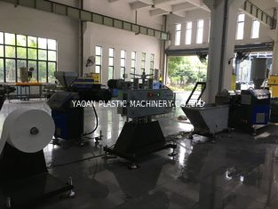 PP Plastic Profile Extrusion Machine, Geotextile Drainage Belt Extrusion Machine