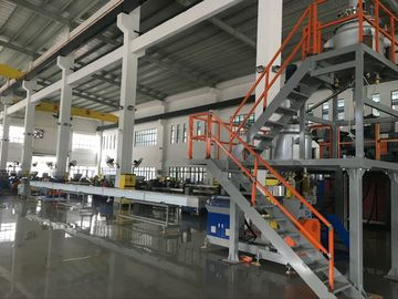 120mm Screw Hot Melt Production Line For Pillow OEM / ODM Available