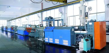 China High Speed Pet Monofilament Extrusion Plant With SIMENS PLC Control System factory