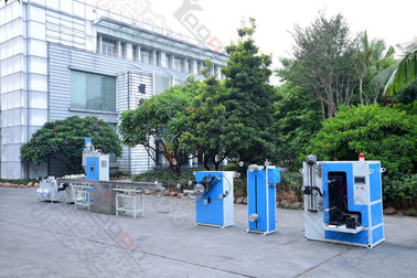 China Single Screw Plastic Extruder Plastic Filament Extruder Machine For Fiber factory