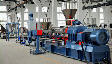 High Efficient Plastic Pelletizing Equipment , Plastic Recycling Granulator Machine