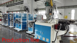 Simple Operation Carrier Tape Making Extrusion Machine 1 Year Warranty
