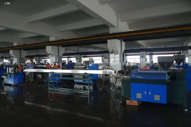 China Easy Operate Plastic  Drinking Straw Making Machine Blue Machine Color factory