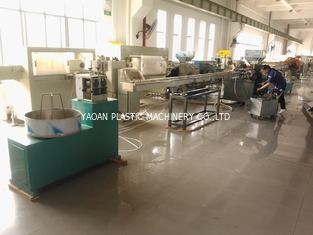 China PP PE Rattan Extrusion Machine With CE Certification 30-50kg/Hr Capacity factory