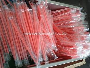 China Special Design Plastic Drinking Straws Manufacturers For Straight Straws Making factory