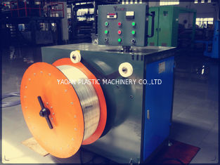 China Round Shape Plastic Filament Extruder Machine Filament Extrusion Line factory