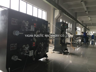 China High Efficient Plastic Filament Extruder Machine For Nylon Grass Trimmer Line factory