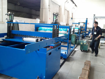 China Multi Function Plastic Roof Tile Machine Mcr Tile Making Machine 200-350kg/Hr Capacity factory