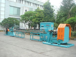 China Siemens Motor Plastic Pipe Extrusion Machine Oil / Negative Pressure Resistance factory