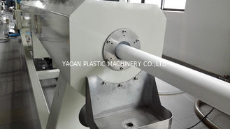 CE Approved Hdpe Pe Pipe Production Line , Hdpe Pe Pvc Ppr Pipe Extrusion Machine