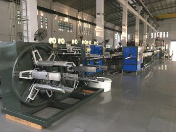 High Performance Plastic Pipe Extrusion Machine Pvc Pipe Manufacturing Plant
