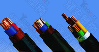 PE / PVC Wire Making Machine , Electric Cable Wire Manufacturing Machines