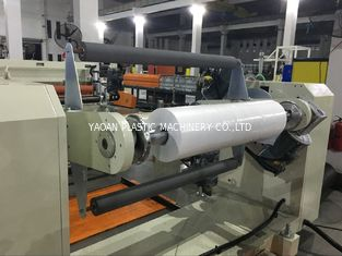 HIPS ABS PP Sheet Single Screw Extrusion Machine , Hdpe Sheet Extrusion Line