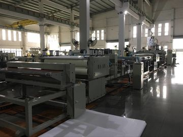 China Flame Resistant PP Hollow Sheet Extrusion Line Anti Aging 2-10mm Thickness factory