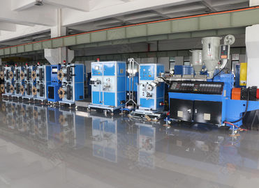 Various Width Particle Forming Carrier Tape Machine With RoHS Standard