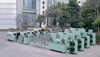 China Green Net Manufacturing Machine , Fish Net Making Machine With CE Certificate / ISO9001 factory