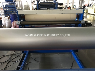 LDPE PP EVA Plastic Extrusion Machine For Coating, Laminating Applications, Sold To Indonesia