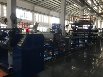 LDPE / EVA / TPU Plastic Extrusion Equipment , Plastic Extrusion Line