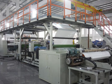 Various Colors Plastic Sheet Extrusion Machine Plastic Sheet Manufacturing Machine