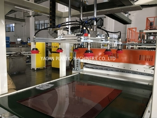 Three Layers PC ABS Co - Extrusion Luggage Sheet Extrusion Machine For Suitcase Making