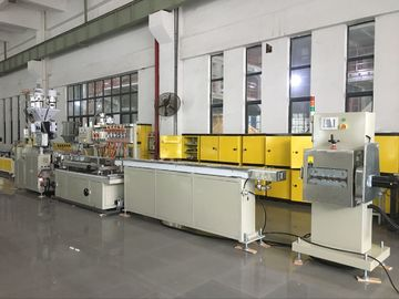 TPV PP Wiper Blade Extrusion Poduction Line Used To Make Windshield Flat Blade