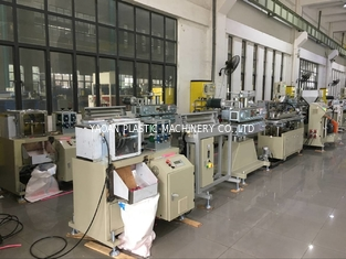 PS Plastic Extrusion Equipment For Hangers , Plastic Profile Extrusion Line