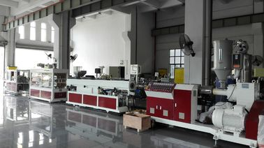 China POM PC PMMA Plastic Pipe Extrusion Machine , Professional POM PC PMMA Pipe Extrusion Machine factory