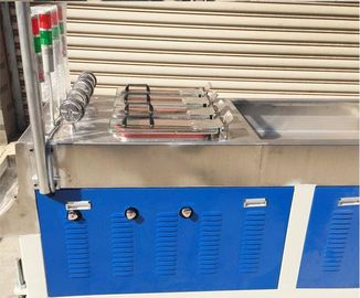 China 4 Cavities PVC - U Electric Conduit Pipe Extrusion Machine , Four UPVC Pipe Production Line 16-32mm factory
