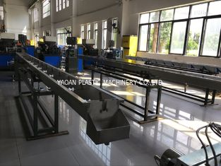 China Artificial Plastic PP Rattan Making Machine , Wear Resisting Lower Cost factory