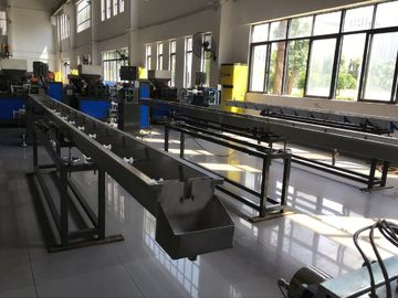 Artificial Plastic PP Rattan Making Machine , Wear Resisting Lower Cost
