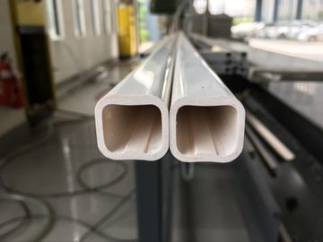 China AC Motor Plastic Profile Extrusion Machine , PVC Cable Channel Extrusion Making Machine factory