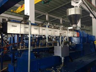 China PVC PET Corrugated Wave Roof Tile Sheet Extrusion Machine Width 850-1050mm factory