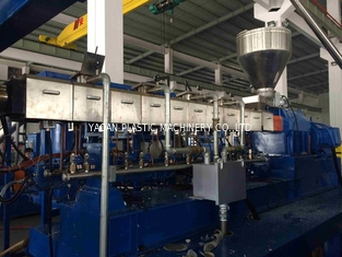 PVC PET Corrugated Wave Roof Tile Sheet Extrusion Machine Width 850-1050mm