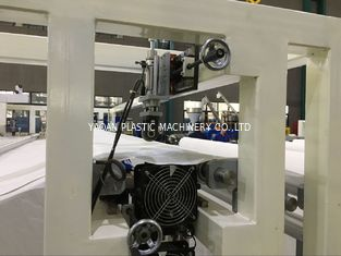 CE PP Non Woven Fabric Machine , S SS SMS PP Non Woven Fabric Making Machine