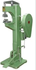 3/4HP Steel Nail Machine , Luggage Rivet Machine For Trolley Bag Production