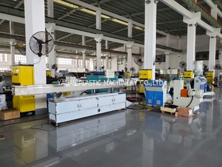 PU Air Tube Hose Making Production Line , TPU Pipe Extrusion Machinery
