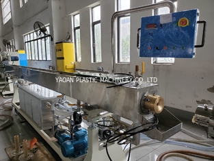 AF-63 HDPE Pipe Extrusion Production Line , Plastic Pipe Extrusion Machine