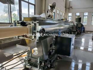 ABS Pipe Extrusion Machine Used To Made ABS Plastic Core Pipe For Stretch Films