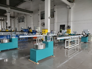 Energy Saving Plastic Wicker Extruder Production Machine  , Wear Resisting Lower Cost