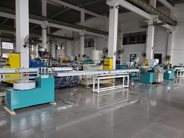 China Energy Saving Plastic Wicker Extruder Production Machine  , Wear Resisting Lower Cost factory