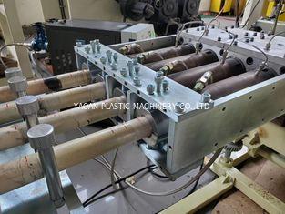 PEEK GPPS PTFE PEI NYLON Bar , Stick , Ketron Stick Pipe Rod Extrusion Machine