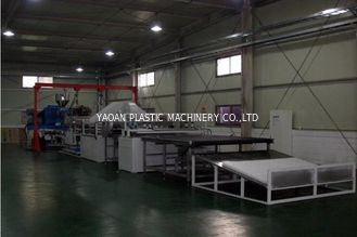 EVA Mat Making Machine , Hollow EVA Mattress Machine , Polymer Bed Mattress Production Line