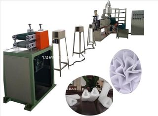 China EPE U Shape Foam Corner Profile Extrusion Machine , EPE Foam Sheet / Pipe / Tube / Profile  Machine factory