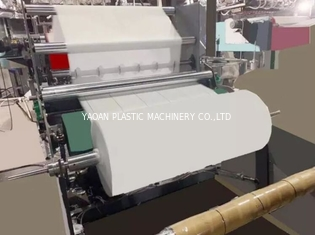 Automatic AF-600mm PP Melt Blown Non Woven Fabric Machine